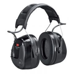 3M PELTOR ProTac III Headset, 32 dB, Headband (Black)