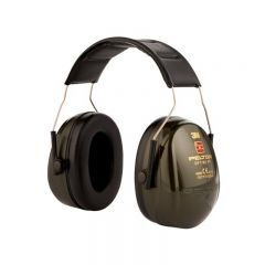 3M PELTOR Optime II Ear Defenders headband