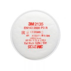 3M 2135 Particulate Filter P3 R - Pack of 20