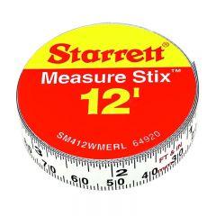 Starrett SM412WMERL 12' Measure Stix