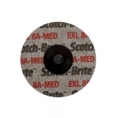 3M 17193 Scotchbrite Roloc EXL Unitized Wheel 8A Medium