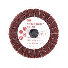 3M 09717 Scotchbrite Combi-wheel P80 63mm X 32mm