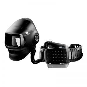 3M 617809 Speedglas G5-01 Adflo Welding Helmet and Consumable Starter Kit without Welding Filter