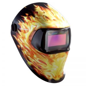 3M Speedglas 100 Welding Helmet- Blaze