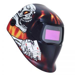 3M Speedglas 100 Welding Helmet - Aces High