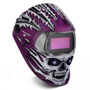 3M Speedglas 100 Welding Helmet - Raging Skull (Discontinued)